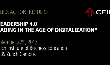Keynote address with Prof. Dr. Hüseyin Özdemir   «Role and Competencies of Digital Leaders & Digital Transformation»