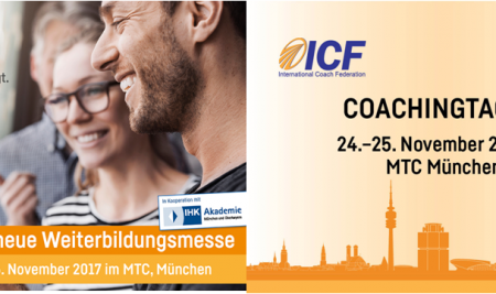 ICF Coachingtag am 24.-25. November 2017